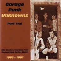 The Ardels,Odds & Ends,Sultans Five,Lost Souls, u.a - Garage Punk Unknowns Part 2