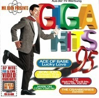 Mr. Bean,Ace Of Base,D.J. Bobo,Nightcrawlers - Mr. Bean Presents Giga hits '95