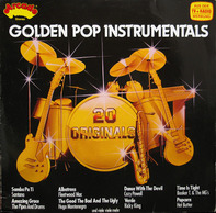 Santana, Bouzouki Disco Band, Cozy Powell a.o. - Golden Pop Instrumentals