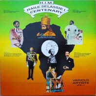 Johnny Osbourne, Danny Red, u.a... - H.I.M. Haile Selassie I Centenary - Various Artists Vol: 1