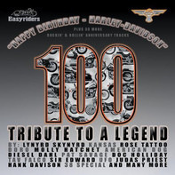 Various - Happy Birthday Harley Davidson - Tribute To A Legend