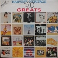 Syd Barrett, Kevin Ayres, Deep Purple, Shirley Collins... - Harvest Heritage 20 Greats
