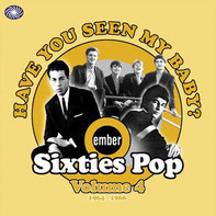 Chad & Jeremy, Ray Singer, a.o. - Have You Seen My Baby? - Ember Sixties Pop Vol 4