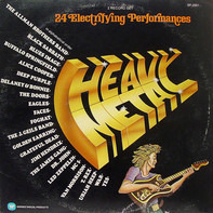 MC 5, Alice Cooper, The James Gang a.o. - Heavy Metal - 24 Electrifying Performances