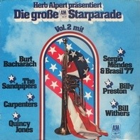 Burt Bacharach, Bill Withers,.. - Herb Alpert Präsentiert Die Große A & M Starparade Vol.2