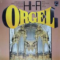 Bach, BUxtehude, Liszt, Widor - Hi-Fi Orgel