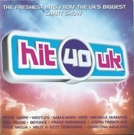 Westlife,Sam & Mark,Peter Andre,Will Young, u.a - Hit 40 UK
