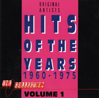 Ricky Valance / Danny Williams a.o. - Hits Of The Years 1960 - 1975 Volume 1