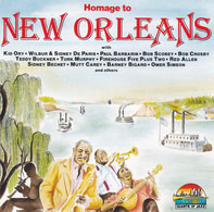 Paul Barbarin - Homage To New Orleans