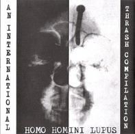 Pink Flamingos, Shank, S.C.D., Gomorrha, Calloused, Irritate, Autoritär - Homo Homini Lupus