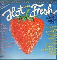 David Hasselhoff, Paula Abdul, Robin Beck... - Hot And Fresh - Das Internationale Doppelalbum