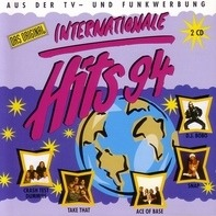 Roxette, Crash test dummies, Big Mountain, u.a - Internationale Hits 94
