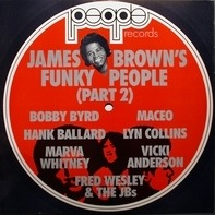 Bobby Byrd, Marva Whitney et al - James Brown's Funky People (Part 2)