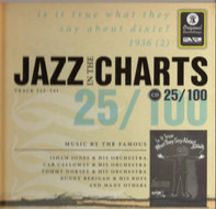 Isham Jones & His Orchestra / Cab Calloway & His Orchestra / Tommy Dorsey & His Orchestra - Jazz In The Charts 25/100 - Is It True What They Say About Dixie? (1936 (2))