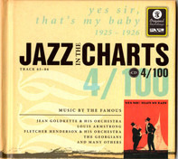Jean Goldkette & His Orchestra / Clarence Williams' Blue Five - Jazz in the Charts 4/100 -Yes Sir, That's My Baby (1925 -1926)