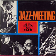 Woody Herman, Milt Jackson, Dizzy Gillespie, a.o. - Jazz-Meeting At The Basin St. Club