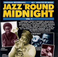 Cannonball Adderley / Miles Davis a.o. - Jazz 'Round Midnight Vol.1 - 5