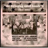 Willie Smith, Art Tatum, Albert Ammons - The Swinging Small Bands Vol. 4