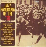 Meade Lux Lewis, Ma Rainey,... - Jazz Panorama Of The Twenties Vol. 3