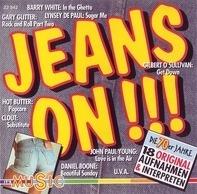 Barry White, Gary Glitter, Daniel Boone, u.a - Jeans On!!! - Die 70er Jahre