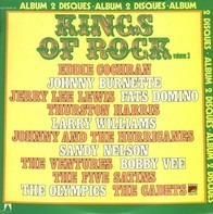 Amos Milburn, Sandy Nelson a.o. - Kings Of Rock Volume 3