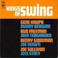 Gene Krupa, Bunny Berigan, etc. - Kings Of Swing