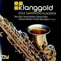 Oliver Nelson,Charlie Parker,Gerry Mulligan, u.a - Klanggold - Edle Saxophon-Klassiker