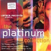 Toni Braxton, TLC, Outkast, Whitney Houston, Boyz II Men - LaFace Records Presents: The Platinum Collection
