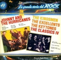 Johnny and the Hurricans, The Kingsmen - La Grande Storia Del Rock 49