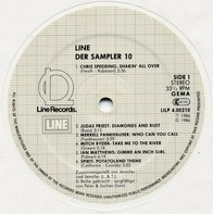 Chris Spedding, Judas Priest, Spirit a.o. - Line - Der Sampler 10