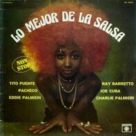 Ray Barretto / Tito Puento / Pacheco / Joe Cuba / a.o. - Lo Mejor De La Salsa