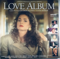 Sade, Paul Young, a.o. - Love Album (Les Plus Grands Slows/Love Songs)