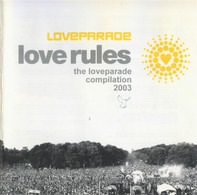 The Love Committee / Junior Senior - Love Rules - The Loveparade Compilation 2003