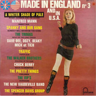 Traffic, The Walker Brothers a.o. - Made In England ... And In U.S.A. N°3