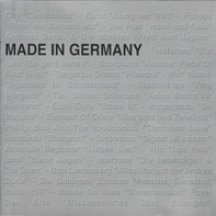 Rammstein, Fehlfarben, Tocotronic, a.o. - Made In Germany