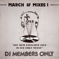 March 87 - Mixes 1 - March 87 - Mixes 1