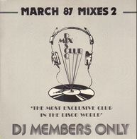DMC Compilation - March 87 - Mixes 2