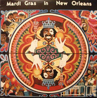 Professor Longhair / Bo Dollis / Earl King a.O. - Mardi Gras In New Orleans