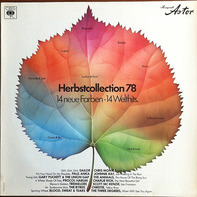 Chris Montez, Charlie Rich a.o. - Margaret Astor Herbstcollection 78