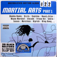 Bounty Killer, Shabby Ranks, Frisco Kid et al - MARTIAL ARTS 1-RHYTHM..22