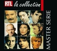 Serge Gainsbourg / Edith Piaf / Renaud / Nino Ferrer - Master Serie