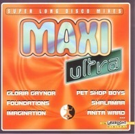 Sugarhill Gang,Shalamar,The Foundations,u.a - Maxi Ultra