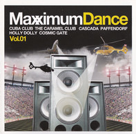 Cascada, Royal Gigolos, Holly Dolly a.o. - Maxximum Dance Vol. 1