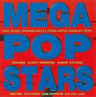 Paul Young / Spandau Ballet / Toto a.o. - Mega Pop Stars