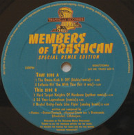 The Omen, Enfusia a.o. - Members Of Trashcan (Special Remix Edition)