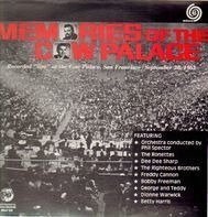 Dionne Warwick, Righteous Brothers, The Drifters a.o. - Memories Of The Cow Palace