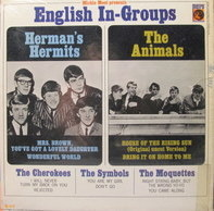 Herman`s Hermits, Animals, The Symbols, The Cherokees - Mickie Most Presents English In-Groups