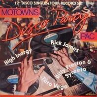 Rick James, High Inergy, Billy Preston, Syreeta a.o - Motown's Disco Party Pac