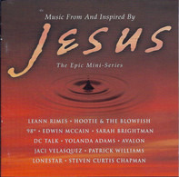 Patrick Williams / Leann Rimes / Edwin McCain a.o. - Music From And Inspired By Jesus The Epic Mini-Series
