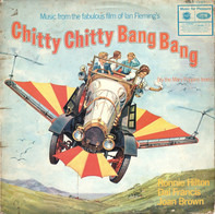 Various - Music From The Fabulous Film Of Ian Fleming's Chitty Chitty Bang Bang